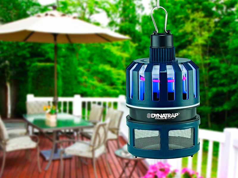 DynaTrap Insect Eliminator Models For Trapping Mosquitoes