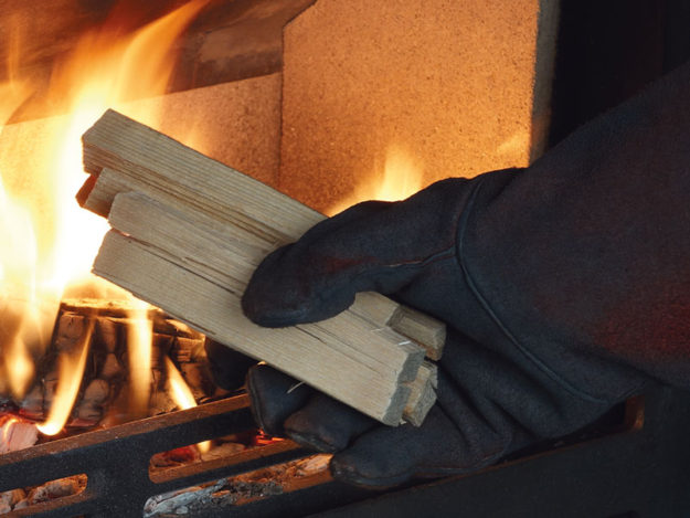 Why to Keep a Pair of Fireplace Gloves on your Hearth - Wood Stove Accessories Archives - NorthlineExpress Blog