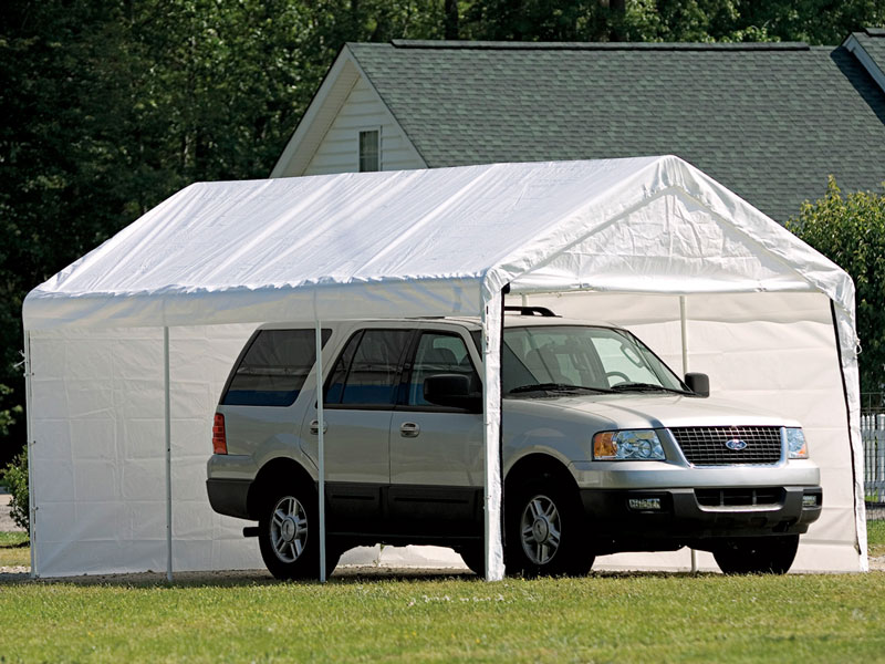 Portable Garage Canopy - The Buyer's Guide for Purchasing