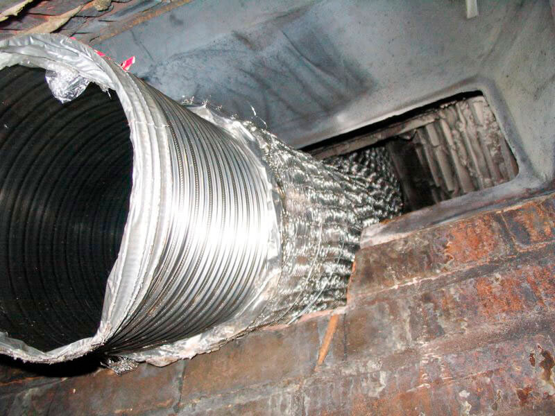 Chimney Liner Corrugated Single Wall Vs Smooth Double Wall